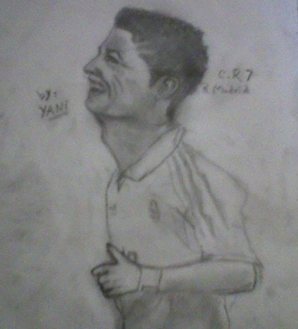 Cristiano Ronaldo por GAYA